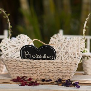 bubbles basket
